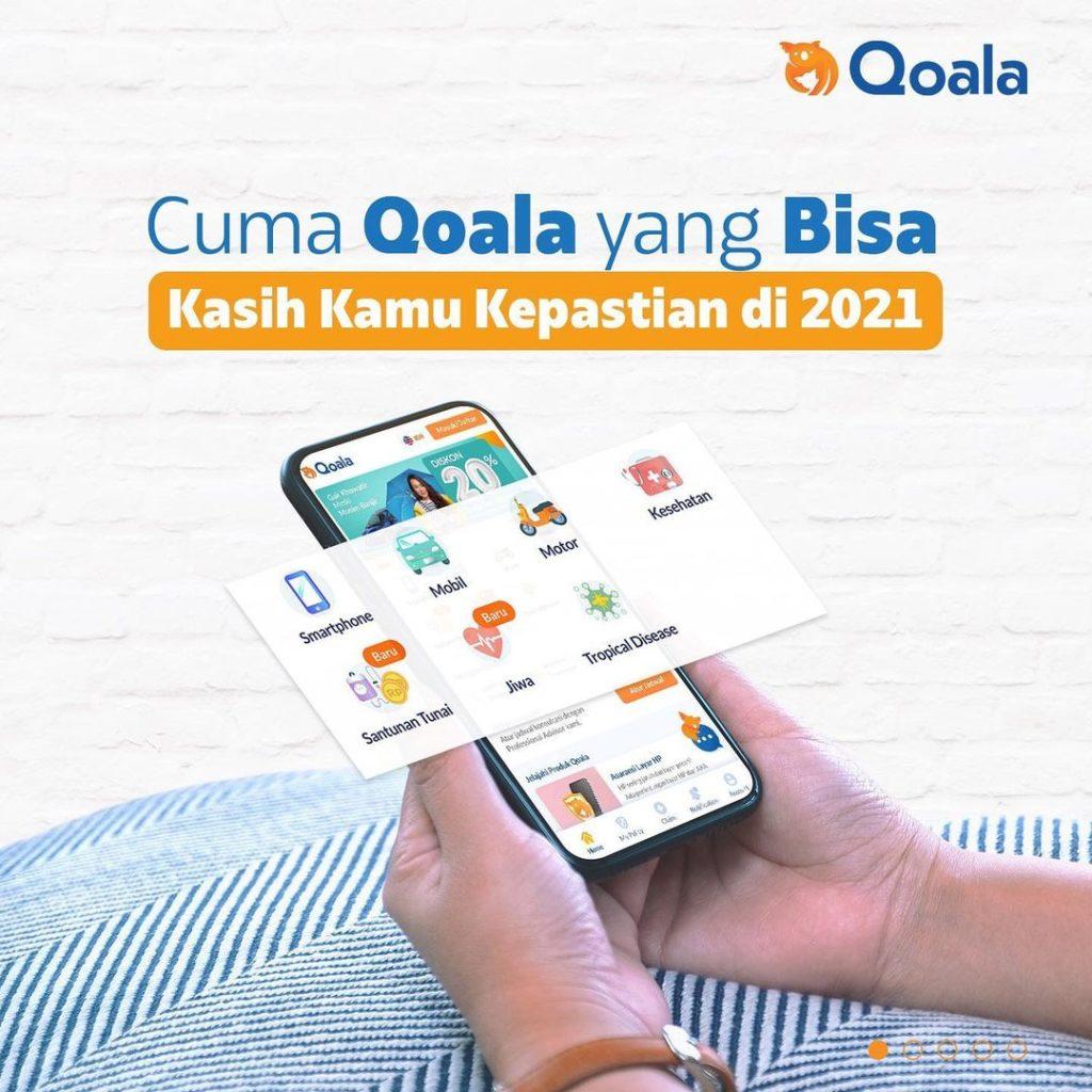 Qoala Plus Aims for Premiums of IDR 200 Billion in 2021