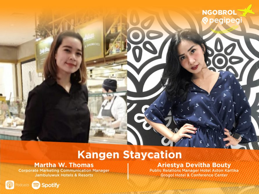 Staycation Trend Helps Traveloka, Tiket.com, Pegipegi to Survive Corona
