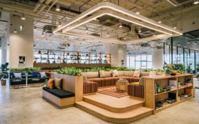 WeWork Assesses Four Opportunities during the Pandemic