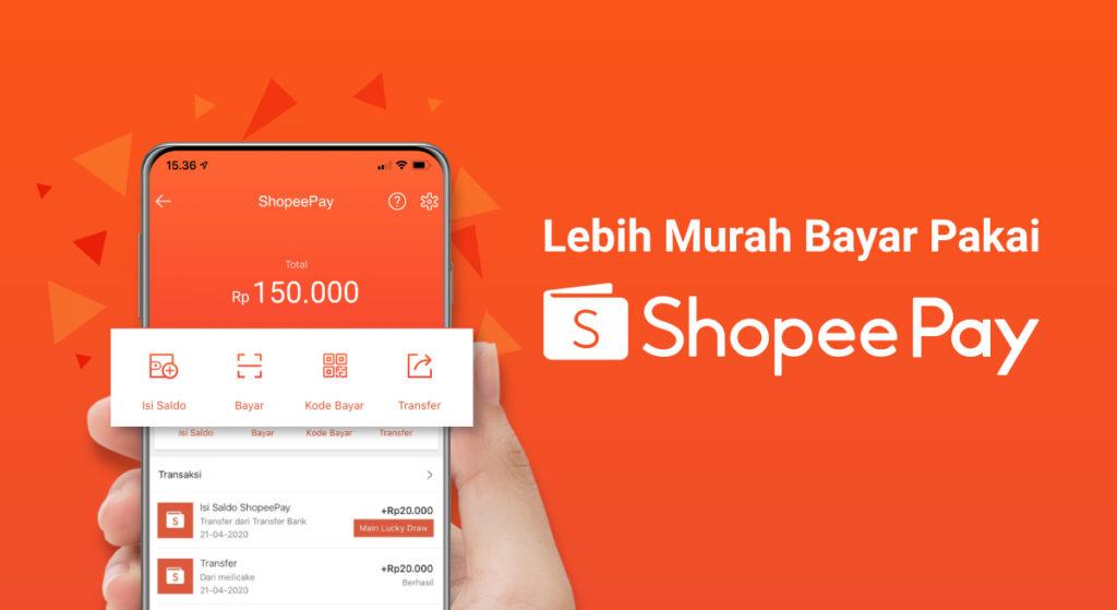 ShopeePay, GoPay, LinkAja, Culinary Transactions and Donations Rise