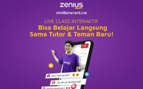 Zenius Education Startup Receives Pre-Series B Investments