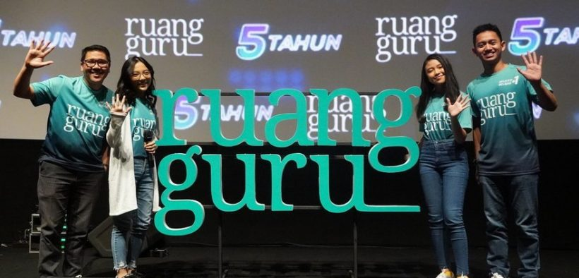 Ruangguru Pocketed 22 Million Users by the End of 2020