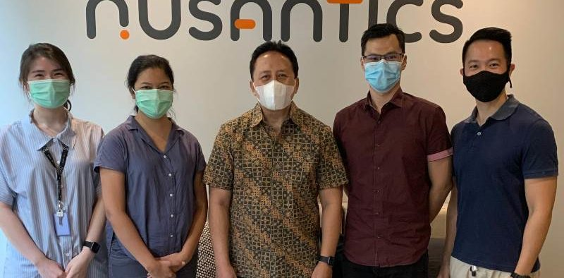 Nusantics Receives Series A Funding and Appoints Triawan Munaf as Commissioner