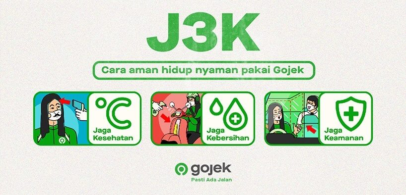 Five Gojek Strategies to Restore the Transportation Business