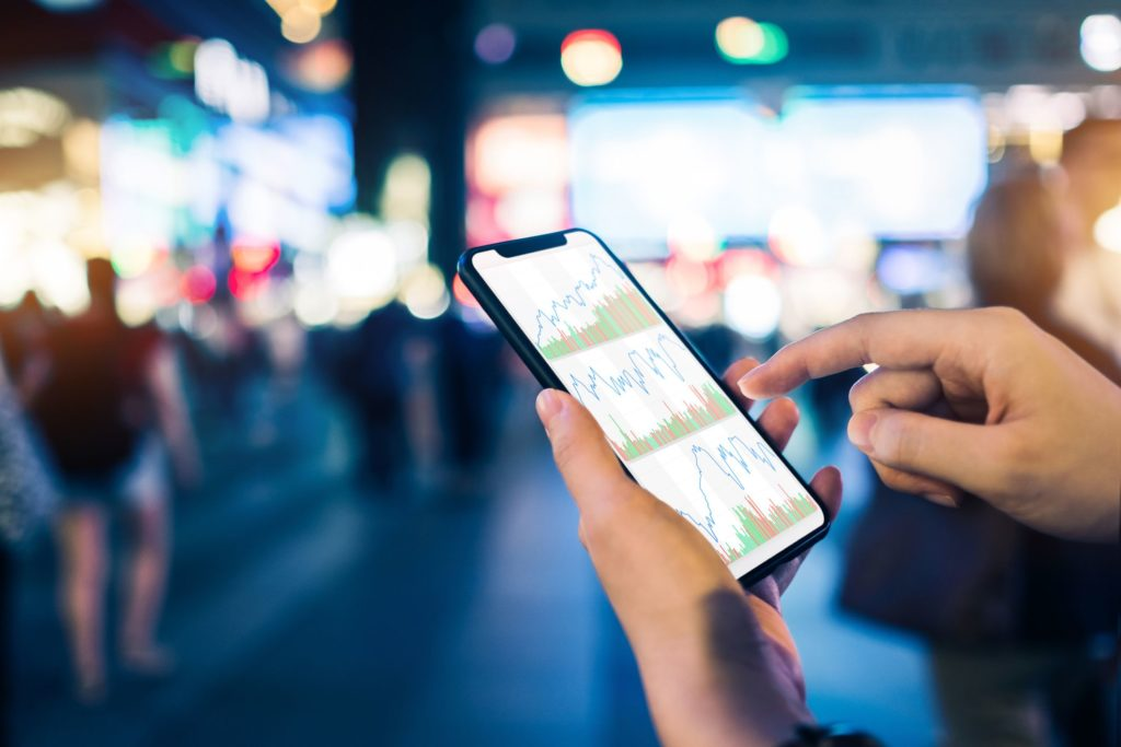 The Best Trading Online Application for Android Users