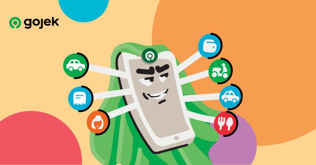 Reportedly Examining a Merge with Gojek, Grab Raises IDR 4.2 Trillion