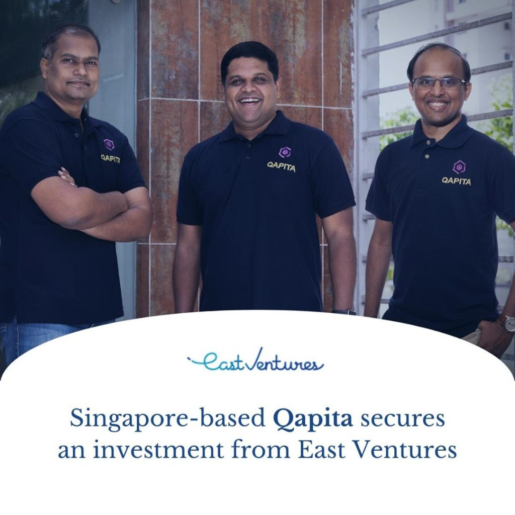 East Ventures Injects Funding into Startup Qapita