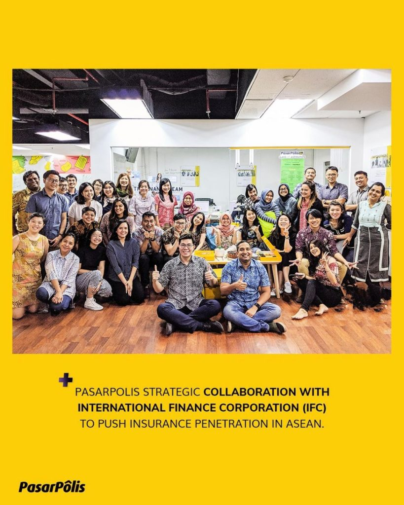 IFC Injects IDR 70.2 Billion of Fund to Startup PasarPolis