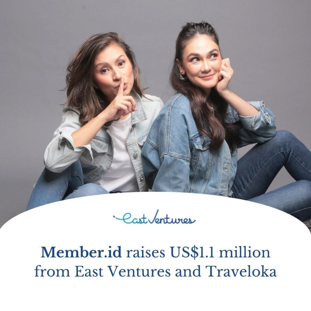 Member.id Receives Funding from East Ventures and Traveloka
