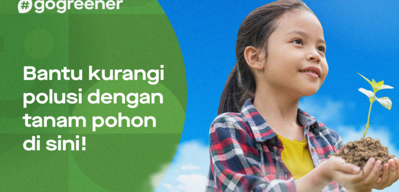 Gojek Strengthens GoGreener Carbon Offset Feature