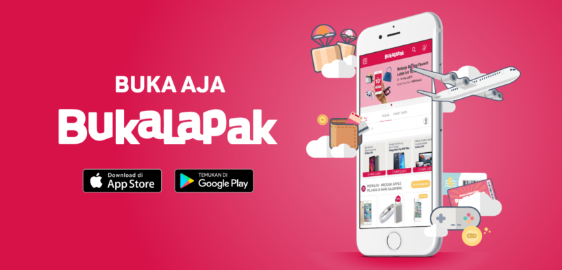 Bukalapak and Tokopedia Record MSME Partner Transactions Up to 1,400%