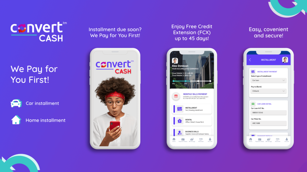 """Newly Launched convertCASH Revolutionises """"We Pay for You First"""" as a Service Platform"""