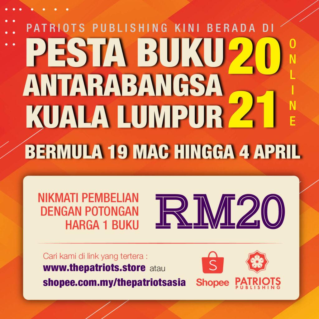 Kuala Lumpur International Online Book Fair to Boost Books Industry