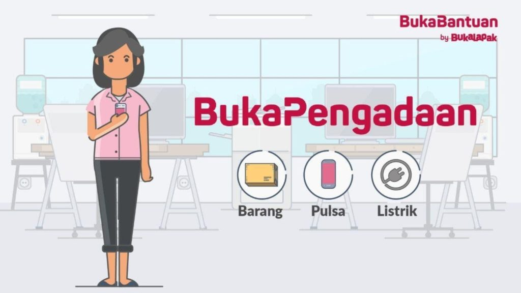 6.5 Million SMEs Can Expand Market through BukaPengadaan from Bukalapak