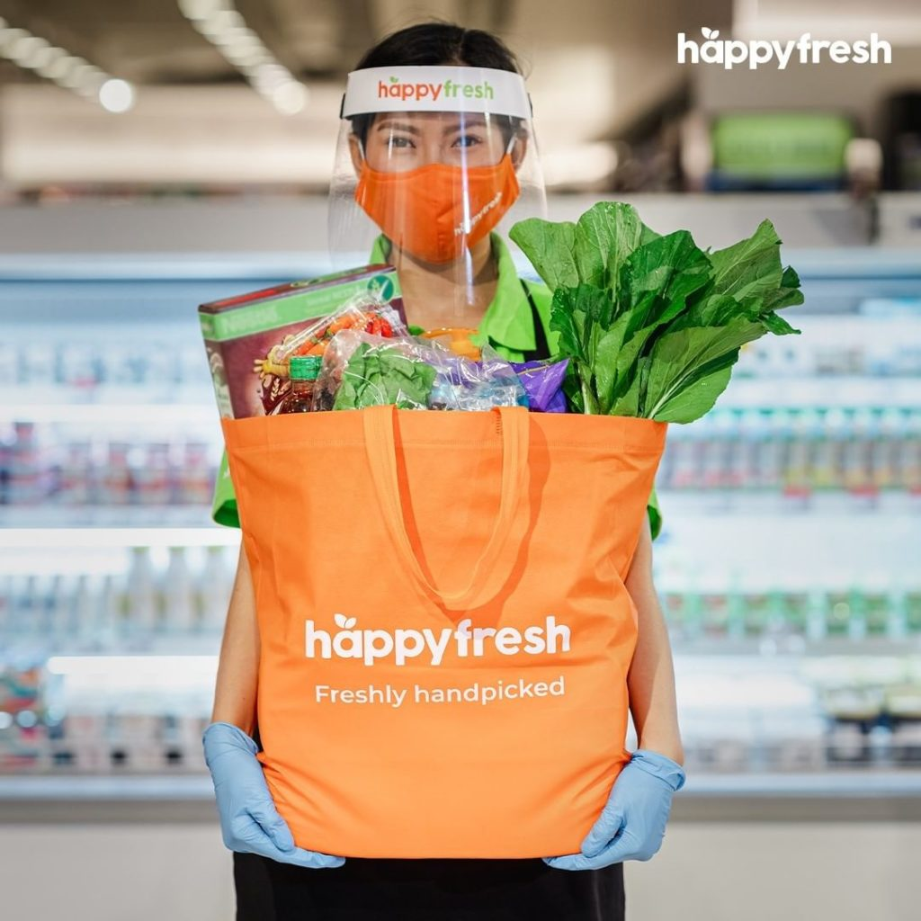 HappyFresh Presents Features for Loyal Customers in the 6th Anniversary