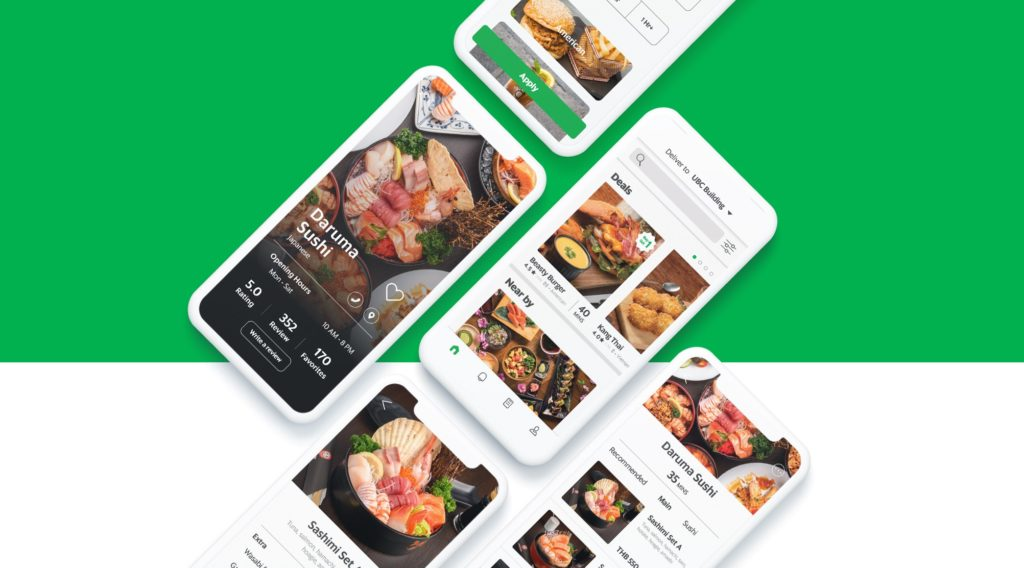 GrabFood Prepares Three Strategies to Strengthen the Food Delivery Business