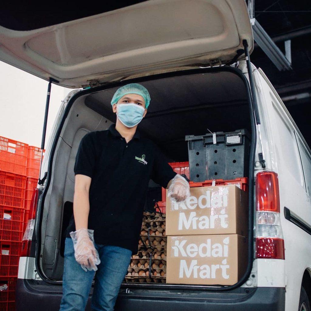Kedai Sayur Releases KedaiMart to Serve Daily Needs Shopping