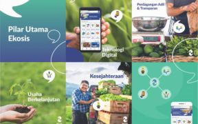 Kemendes Collaborates with Ekosis to Promote Farmers and Fishermen's Welfare