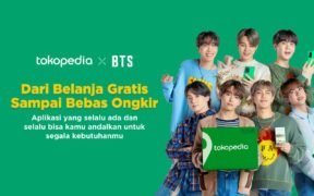 Tokopedia Beats Shopee after Collaborating with BTS and Blackpink