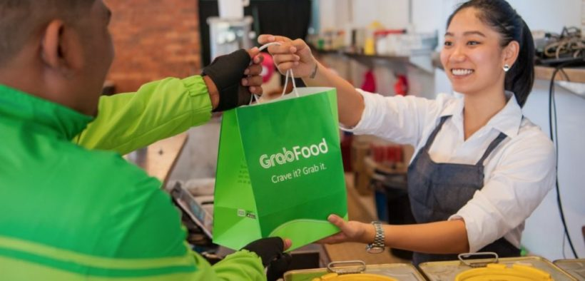 GrabFood Prepares Three Strategies to Strengthen the Food Delivery