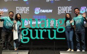 Ruangguru is One of the 50 Innovative Companies in the World