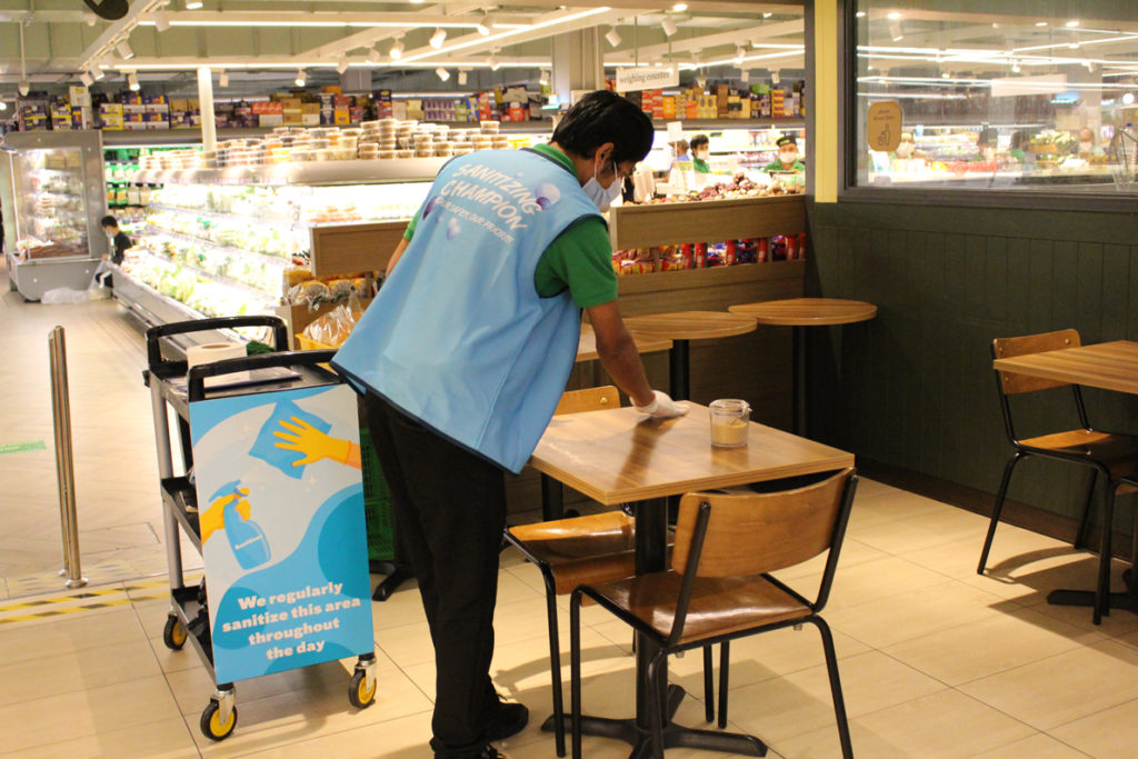 The Food Purveyor invests RM2 million to implement protective measures in stores