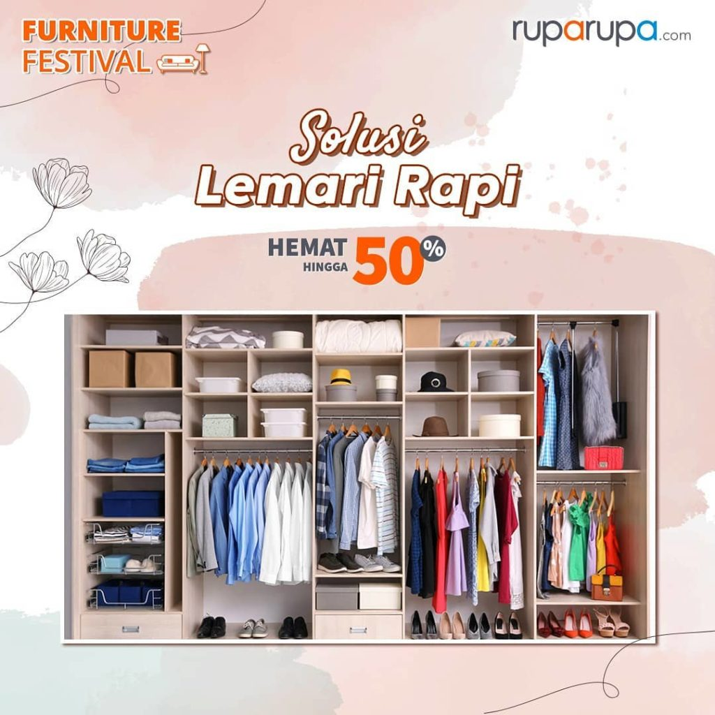 Sales of Household Products on Ruparupa.com Rise 300%
