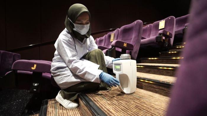 Cinema XXI Collaborates with Biotechnology Startup Nusantics