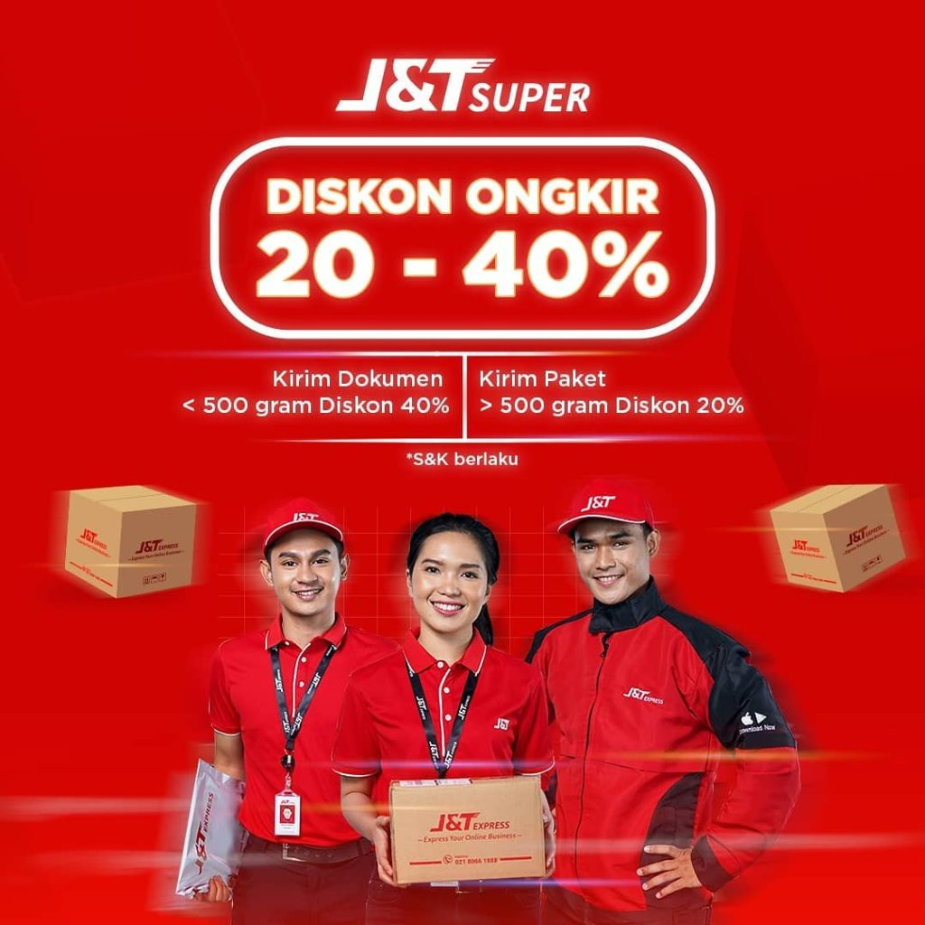 J&T Express Responds to the News of Becoming Indonesia's New Unicorn