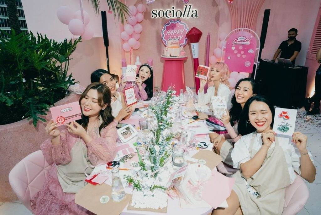 Social Bella Records Transaction Increase by 50 Percent