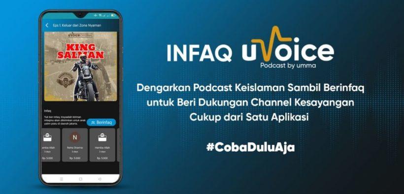 Boy Thohir's Umma Startup Releases Audio-Based Da'wah Features