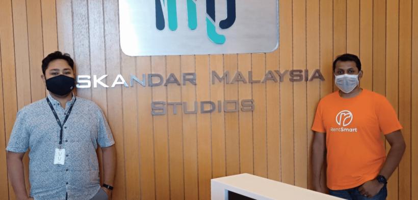RentSmart Asia Partners with Iskandar Malaysia Studios Under The Merchant Partnership Program
