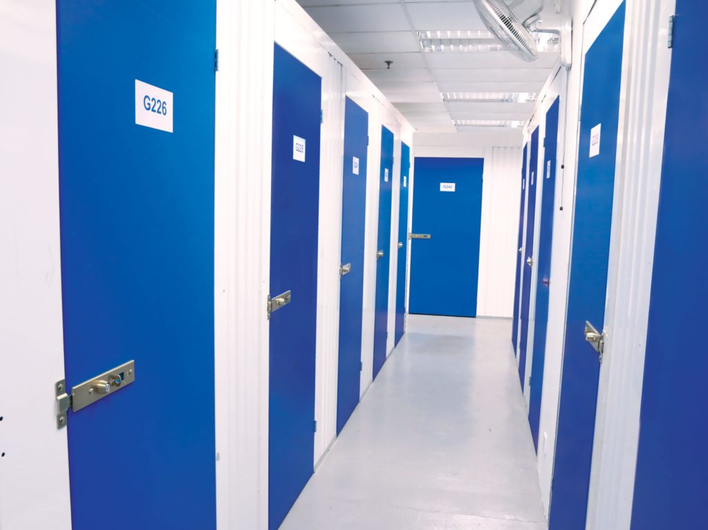 The Need for Extra Space Sparks Demand For Self-Storage