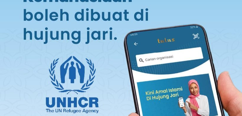 UNHCR and Tulus Launch Partnership to Support Refugees in Malaysia