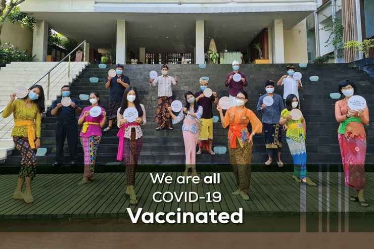 Traveloka Supports the Implementation of the Covid-19 Vaccination Festival