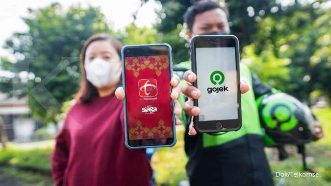 Telkomsel Adds Investment to Gojek IDR 4.3 Trillion & Service Integration