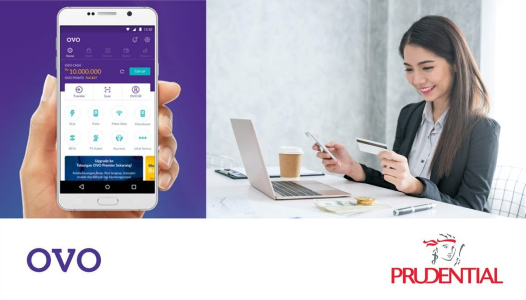 OVO Gets Prudential For Sharia Life Insurance Services IDR 5,000