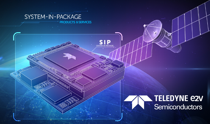 As part of the French Recovery Plan, Teledyne e2v Semiconductors and Safran Electronics & Defense have jointly obtained a French state aid to develop their System-in-Package roadmap