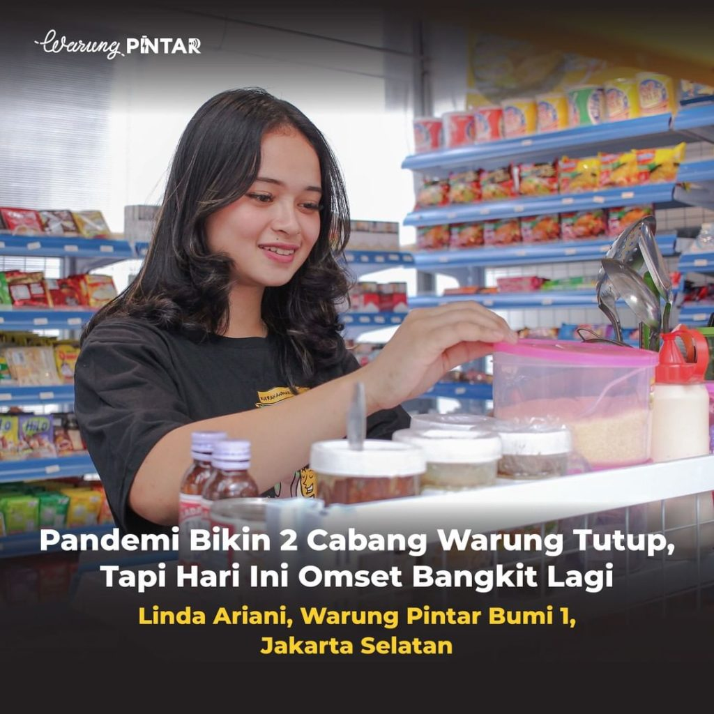 Warung Pintar Pushes Digitization of Distribution Systems in Grocery