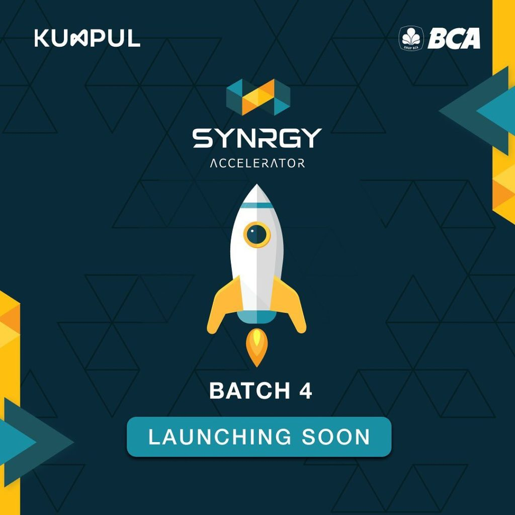 BCA Launches Synrgy Accelerator Batch 4 for Potential Startups