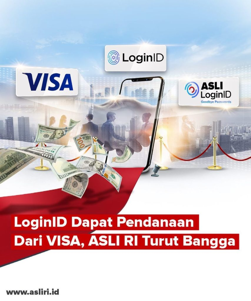 Get to Know LoginID, the 'ASLI RI' Startup fom Silicon Valley