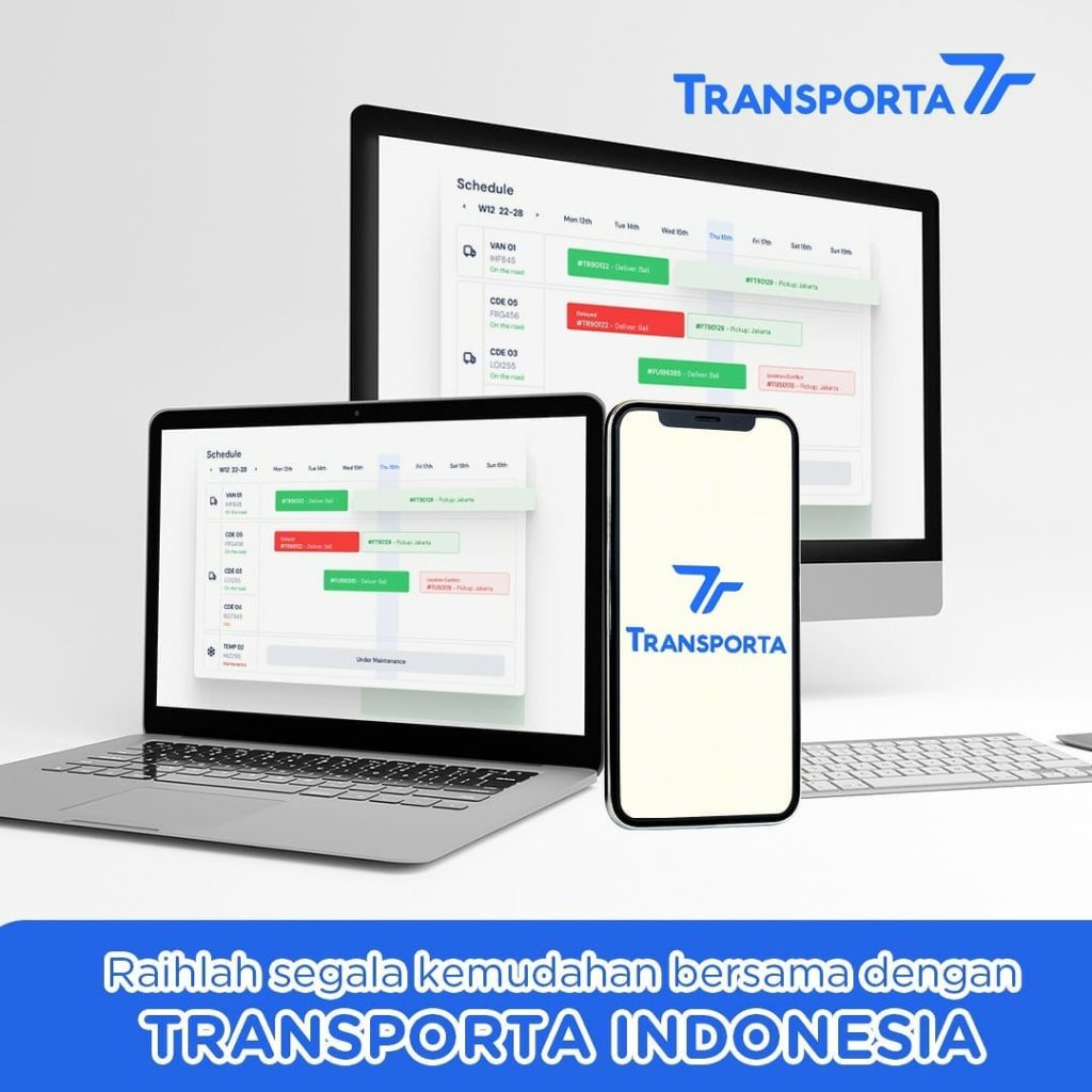 Transporta Enlivens Logistics Transportation Business in the E-Commerce