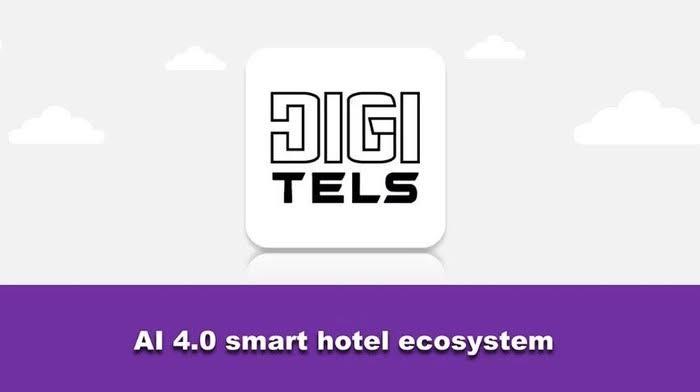 Startup Digitels Offers Smart Hotel Service