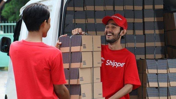 Developing Digital Logistics, Shipper Cooperates