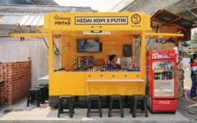Warung Pintar Pushes Digitization of Distribution Systems in Grocery Stores