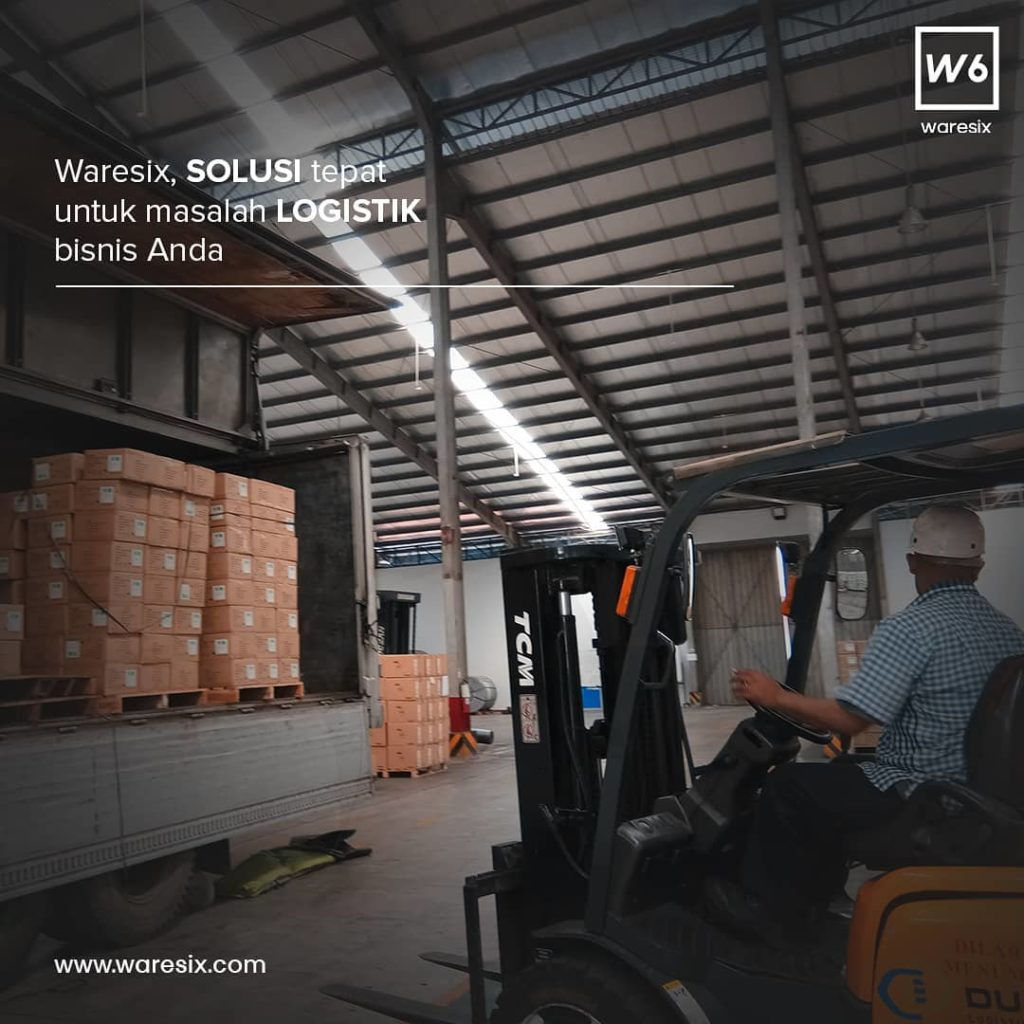 Waresix, First Startup Integrated with National Logistics System