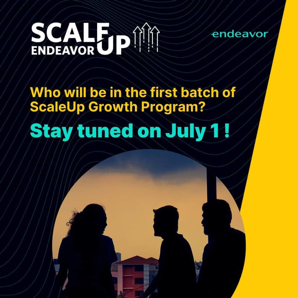 12 Startups Chosen for Endeavor ScaleUp Growth Program