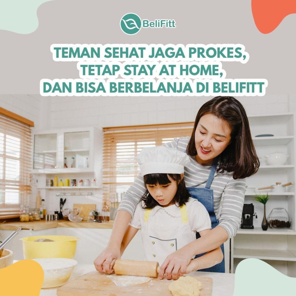 Belifitt Startup Presents Healthy Lifestyle Education during PPKM