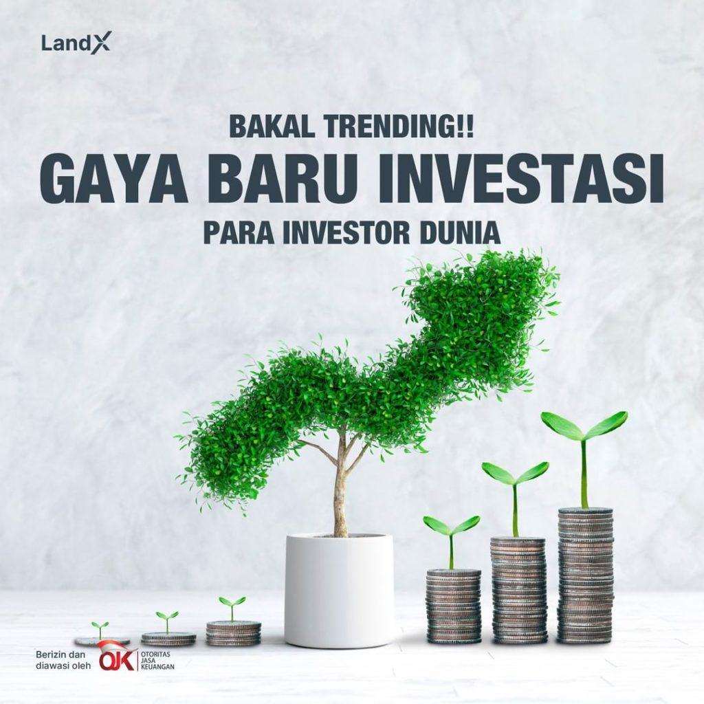 LandX Startup Reaches IDR 55.4 Billion Equity Crowdfunding Funds