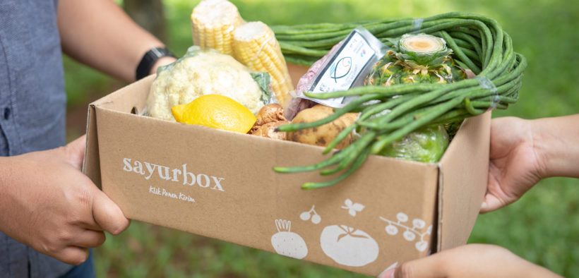 Sayurbox Helps Consumers with 3 New Features